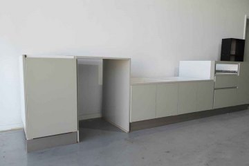 Assembled Cabinets