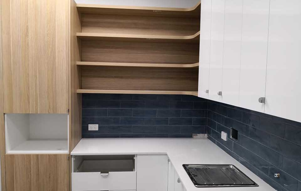office kitchen fitout